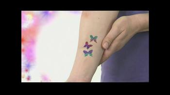 Shimmer Body Art TV Spot  - Thumbnail 8