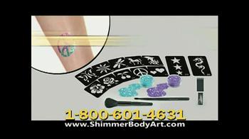 Shimmer Body Art TV Spot  - Thumbnail 9