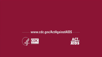 Centers for Disease Control and Prevention TV Spot, 'Stopping HIV Together' - Thumbnail 8