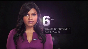 FOX Supports TV Spot, 'Pancreatic Cancer Action Network' Feat. Mindy Kaling - Thumbnail 1