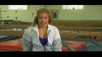 March of Dimes TV Spot 'March for Babies' Feat. Shawn Johnson