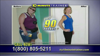 10 Minute Trainer TV Spot, 'Busy Mom'