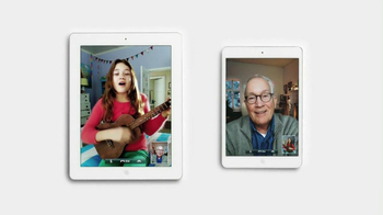 iPad Mini TV Spot, 'I'll Be Home' - 205 commercial airings