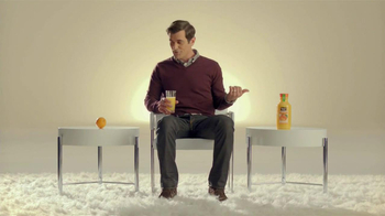 Minute Maid Pure Squeezed TV Spot, 'Role Reversal' Featuring Ty Burrell  - Thumbnail 5