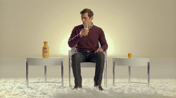 Minute Maid Pure Squeezed TV Spot, 'Role Reversal' Featuring Ty Burrell  - Thumbnail 8