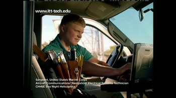 ITT Technical Institute TV Spot, 'My Office is My Truck' - Thumbnail 5