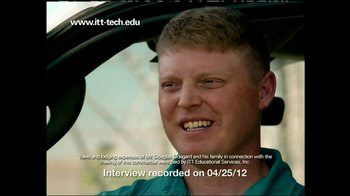ITT Technical Institute TV Spot, 'My Office is My Truck' - Thumbnail 8