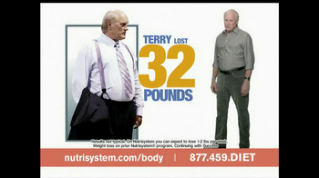 Nutrisystem Success TV Spot, 'Body You Want' - Thumbnail 7