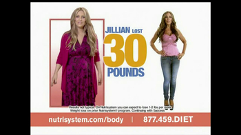 Nutrisystem Success TV Spot, 'Body You Want' - Thumbnail 1