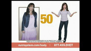 Nutrisystem Success TV Spot, 'Body You Want' - 458 commercial airings