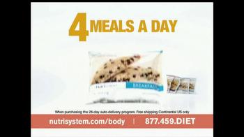 Nutrisystem Success TV Spot, 'Body You Want' - Thumbnail 4
