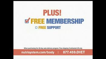 Nutrisystem Success TV Spot, 'Body You Want' - Thumbnail 6