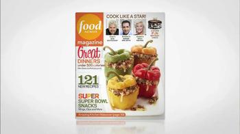 Food Network Magazine January/February 2013 TV Spot  - Thumbnail 7