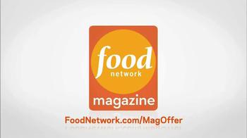 Food Network Magazine January/February 2013 TV Spot  - Thumbnail 9