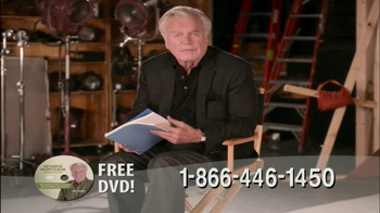 Reverse Mortgage TV Spot, 'Free DVD' Featuring Robert Wagner