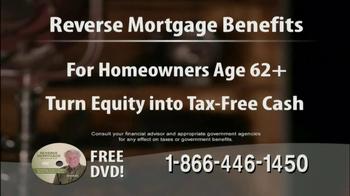 Reverse Mortgage TV Spot, 'Free DVD' Featuring Robert Wagner - Thumbnail 3