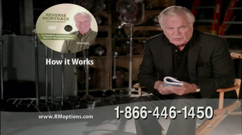 Reverse Mortgage TV Spot, 'Free DVD' Featuring Robert Wagner - Thumbnail 6