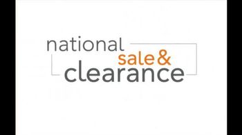 Ashley Furniture Homestore National Sale and Clearance  TV Spot  - Thumbnail 9