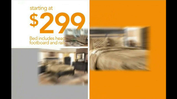 Ashley Furniture Homestore National Sale and Clearance  TV Spot  - Thumbnail 5