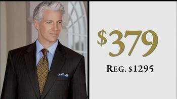 JoS. A. Bank TV Spot, 'Signature Gold Suits' - Thumbnail 2