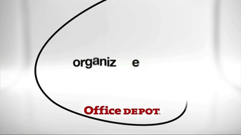 Office Depot TV Spot, 'Obsessed with Organization' - Thumbnail 10