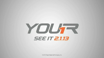 TaylorMade TV Spot, 'See It' - Thumbnail 8