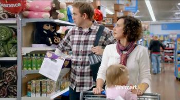 Walmart TV Spot, 'Valuable Cart Space' - Thumbnail 2