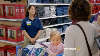 Walmart TV Spot, 'Valuable Cart Space' - Thumbnail 3