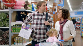 Walmart TV Spot, 'Valuable Cart Space'