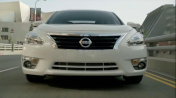 2013 Nissan Altima TV Spot, 'To Argue Would Be Rude' - Thumbnail 2
