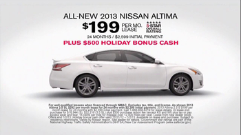 2013 Nissan Altima TV Spot, 'To Argue Would Be Rude' - Thumbnail 6