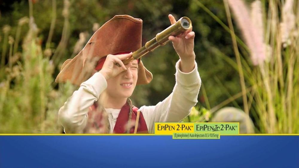 Mylan EpiPen TV Commercial, 'Pirates'