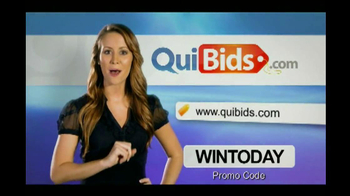 Quibids.com TV Spot, 'Stop Everything' - Thumbnail 6