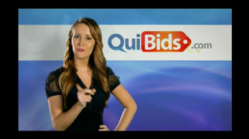 Quibids.com TV Spot, 'Stop Everything'