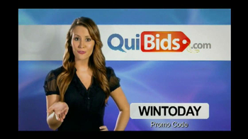Quibids.com TV Spot, 'Stop Everything' - Thumbnail 3
