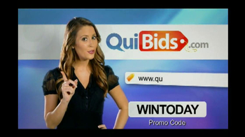 Quibids.com TV Spot, 'Stop Everything' - Thumbnail 4