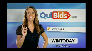 Quibids.com TV Spot, 'Stop Everything' - Thumbnail 5