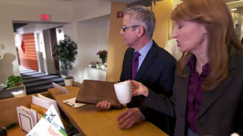 R+L Carriers Business Critical TV Spot, 'Front Desk' - Thumbnail 2