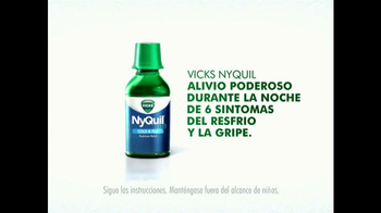 NyQuil TV Spot Con Drew Brees [Spanish] - Thumbnail 6