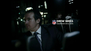 NyQuil TV Spot Con Drew Brees [Spanish] - Thumbnail 1