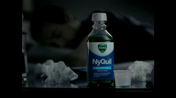 NyQuil TV Spot Con Drew Brees [Spanish] - Thumbnail 4