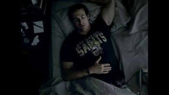 NyQuil TV Spot Con Drew Brees [Spanish] - 64 commercial airings