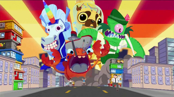 Monsters Ate My Condo: Adult Swim: Free App of the Week thumbnail