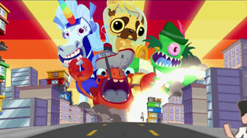 Monsters Ate My Condo TV Spot, 'Adult Swim: Free App of the Week' - Thumbnail 6