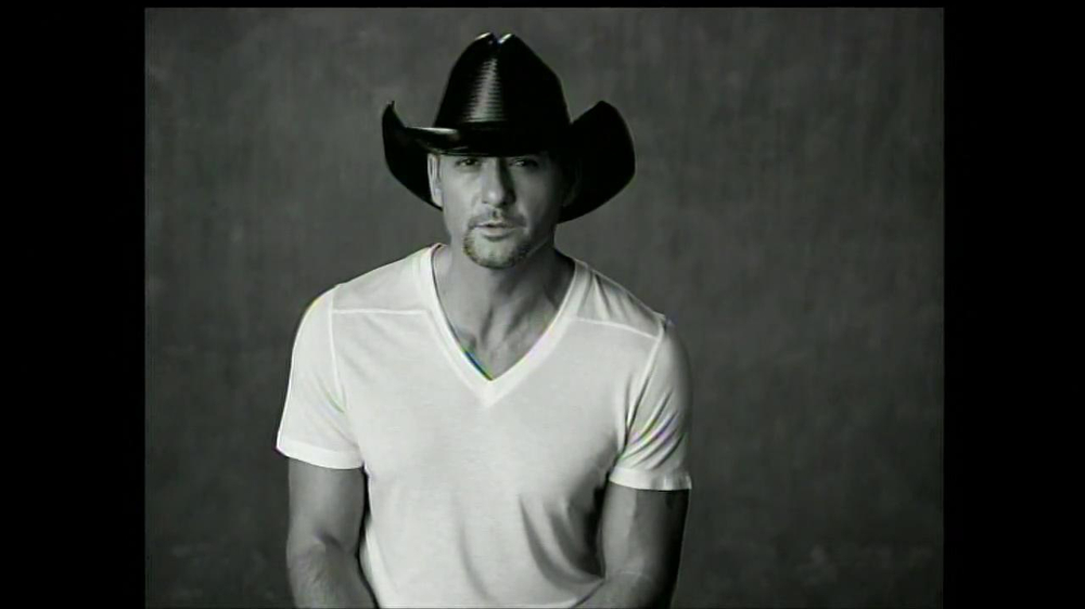Feeding America TV Commercial Featuring Tim McGraw
