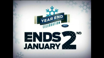 Ford Year End Celebration TV Spot, '7 Days to Save' - Thumbnail 1