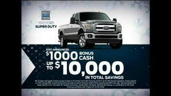 Ford Year End Celebration TV Spot, '7 Days to Save' - Thumbnail 6