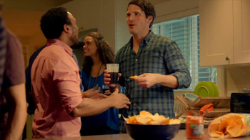 Tostitos Cantina Chips TV Spot, 'Uninvited Guests' - Thumbnail 2
