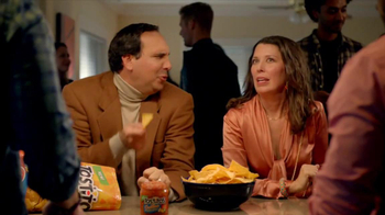 Tostitos Cantina Chips TV Spot, \'Uninvited Guests\'