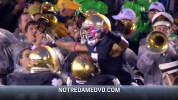 University of Notre Dame 2012: The Undefeated Season DVD TV Spot  - Thumbnail 7